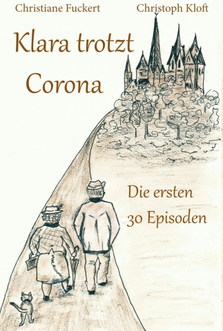 Klara trotzt Corona eBook Cover