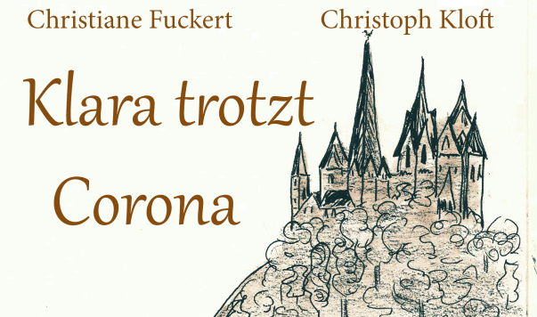 Klara trotzt Corona eBook Cover v1